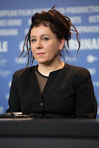 Olga Tokarczuk - Olga Tokarczuk, Berlinale 2017