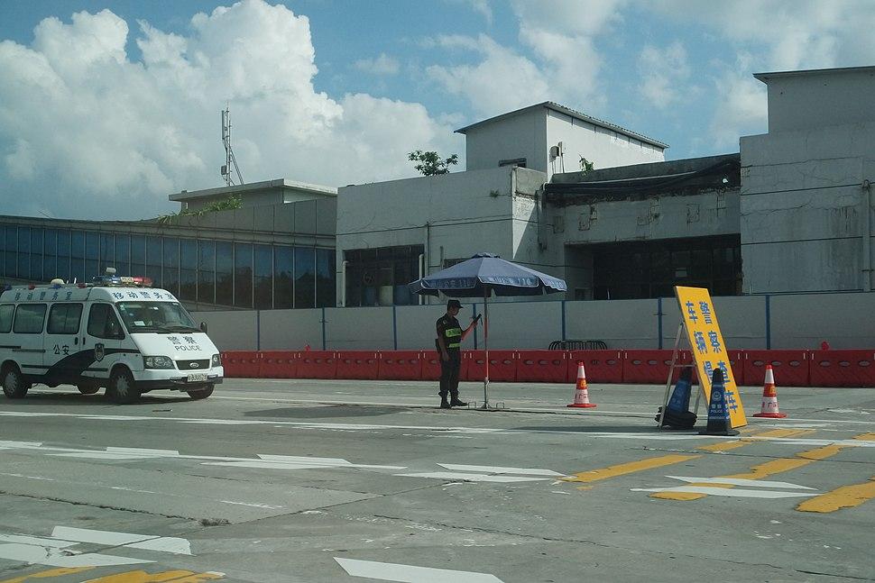 MPS ELW 粤B3052警
