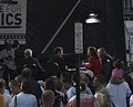 MSNBC 2008 DNC Maddow Buchannan (2802551423).jpg