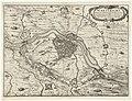 Maastricht belegerd door Frederik Hendrik, 1632 Maestricht Beleegert, door Frederick Henderick bij der G.G. Prince van Orangien, Grave van Nassou op den 9. dach van Junij int Jaer 1632 (titel op object) Briefve Declara, RP-P-OB-81.330A.jpg