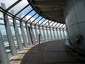 Macau Tower - 61°F Outdoor Observation Deck