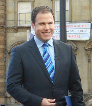 John MacKay (journalist) - MacKay in Glasgow