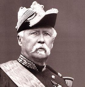Portrait du maréchal de Mac Mahon en 1870.
