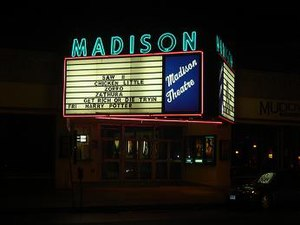 Pine Hills, Albany, New York - Madison Theater