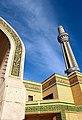 Madreseh EmamKhomeyni مدرسه امام خمینی- وابسته به جامعه المصطفی قم (معماری اسلامی ایرانی).jpg