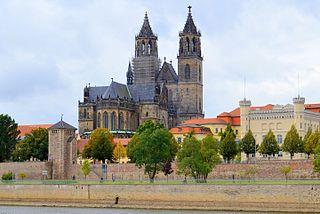 Magdeburg Large city in Saxony-Anhalt, Germany