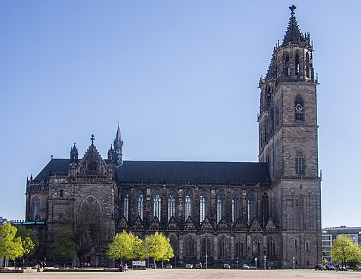 Magdeburger Dom Cathedral (40705658233)