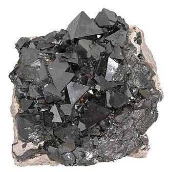 Magnetite - Magnetite from Bolivia
