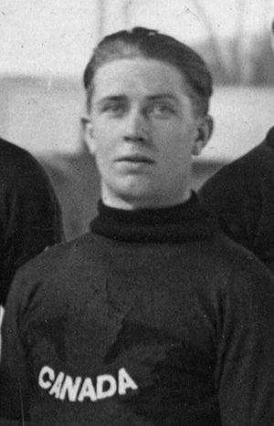 Magnus Goodman - Goodman at the 1920 Olympics.