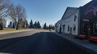 Ririe, Idaho City in Idaho, United States