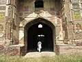 Main entrance inside - Ali Mardan Khan's Tomb and Gateway.jpg