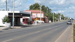 Capella, Queensland Town in Queensland, Australia