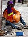 Maintenance Worker in Street - Sukhothai - Thailand (35194594362).jpg