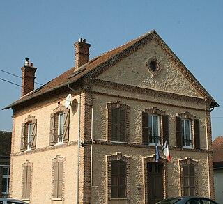 Treuzy-Levelay Commune in Île-de-France, France