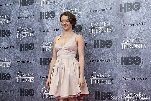 "Maisie Williams at HBOs ""Game Of Thrones"" Season 3 Seattle Premiere at Cinerama (8578715439)"