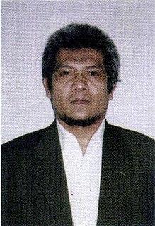 Malam Sambat Kaban Indonesian politician