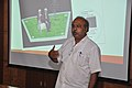 Manash Bagchi Presenting Case Studies On NIBMG Museum Making - NMST Delegates Visit NCSM - Kolkata 2017-06-19 2254.JPG