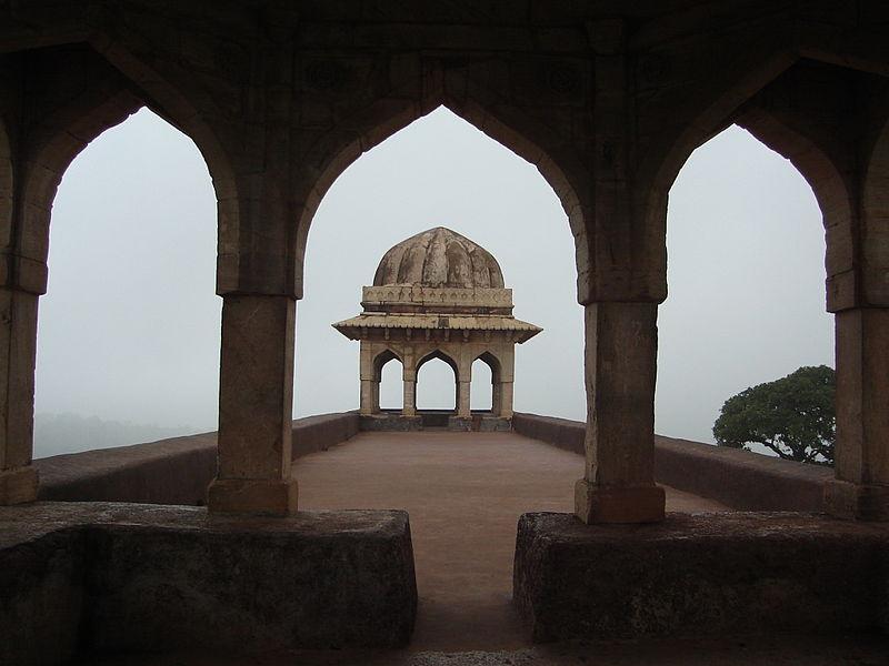 File:Mandav Rani Roopmati Mahal.JPG