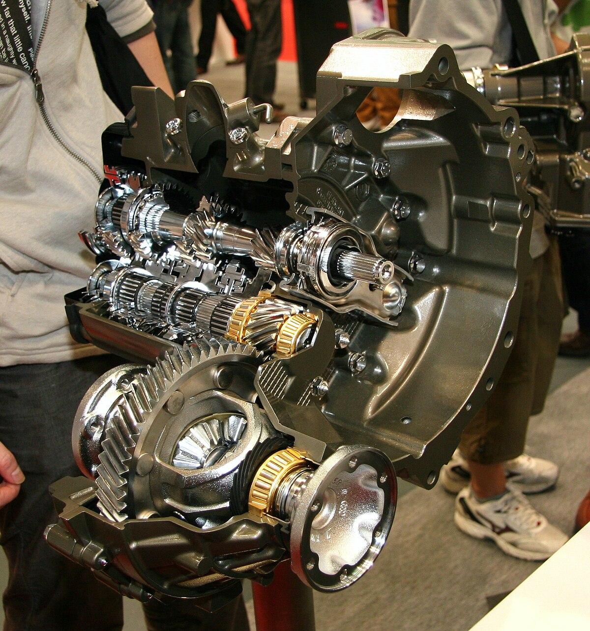 2008 Volkswagen Touareg 2 Transmission: Vaihteisto