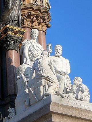Manufactures group (Albert Memorial)