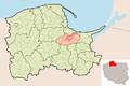 Map - PL - powiat gdanski - Pruszcz Gdanski.PNG