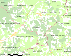 Map commune FR insee code 24245.png