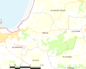 Map commune FR insee code 29090.png