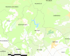 Map commune FR insee code 34319.png