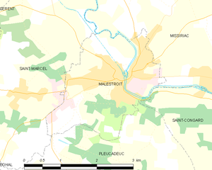 Map commune FR insee code 56124.png