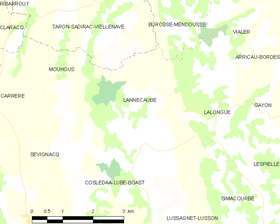 Map commune FR insee code 64311.png