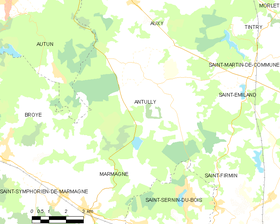 Map commune FR insee code 71010.png