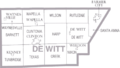 Map of DeWitt County Illinois.png