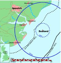 Sealand Vikipedi