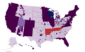 Map of Sexual Orientation and Gender Identity Discrimination Protections in the United States in both Housing and Public Accommodations.png