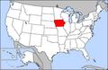 Map of USA highlighting Iowa.png