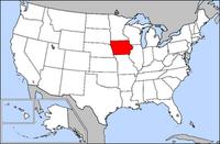 Iowa forkortelse