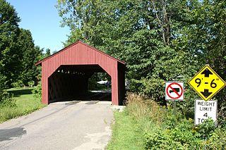 Maple Street Covered Bridge
