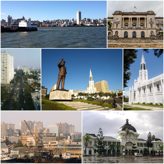 City and Province in Mozambique