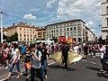 Marche des Fiertés 2018 à Lyon - Pont Bonaparte - Cortège 07.jpg