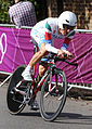 Marco Pinotti, London 2012 Time Trial - Aug 2012.jpg