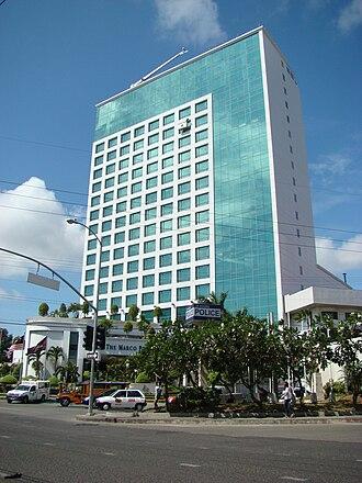 Marco Polo Hotels - Image: Marco Polo Hotel Davao