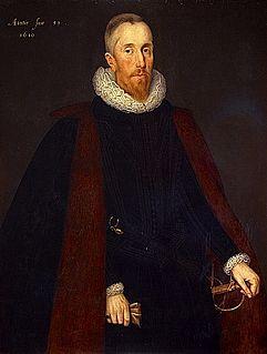 Alexander Seton, 1st Earl of Dunfermline Scottish judge and politician