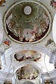 Maria Langegg - Kirche, Deckenfresko.JPG
