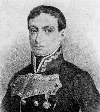 Battle of Cardedeu - Mariano Alvarez de Castro commanded a Spanish division.
