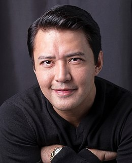 Mark Anthony Fernandez Filipino actor and comedian
