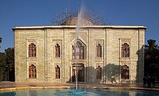 Marble Palace (Tehran) A royal palace in Tehran