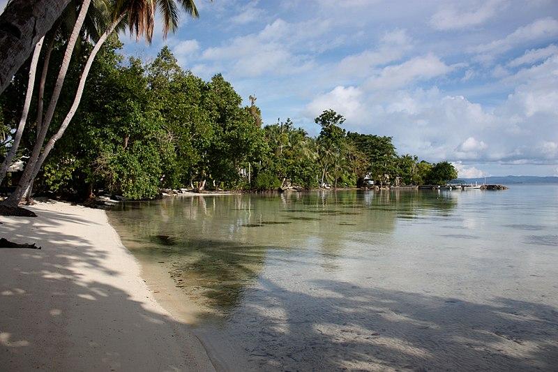 Marovo Lagoon, Solomon Islands, Melanesia