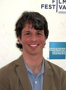 Marshall Curry at the 2009 Tribeca Film Festival.jpg