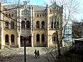 Marstall Welfenschloss Universität Bibliothek Alter Jüdischer Friedhof Gartenhaus Hannover.jpg