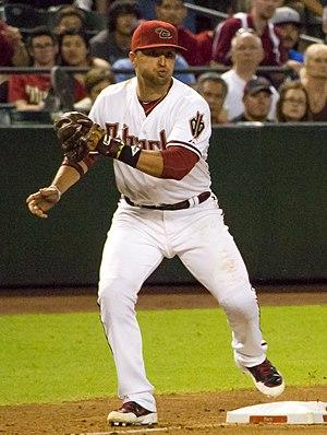 Martín Prado - Prado playing for the Arizona Diamondbacks in 2013
